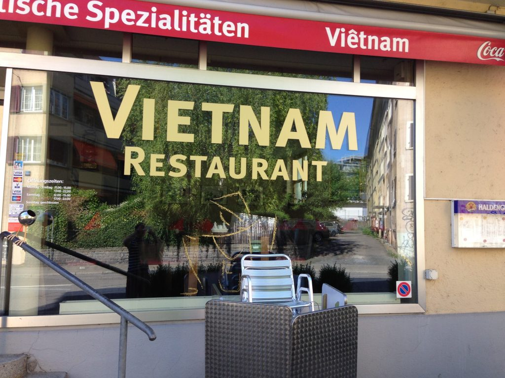 Restaurant Vietnam – Ein Stück Saigon in der Binz. - Restaurants, Food, Trends & Travel - Zürich