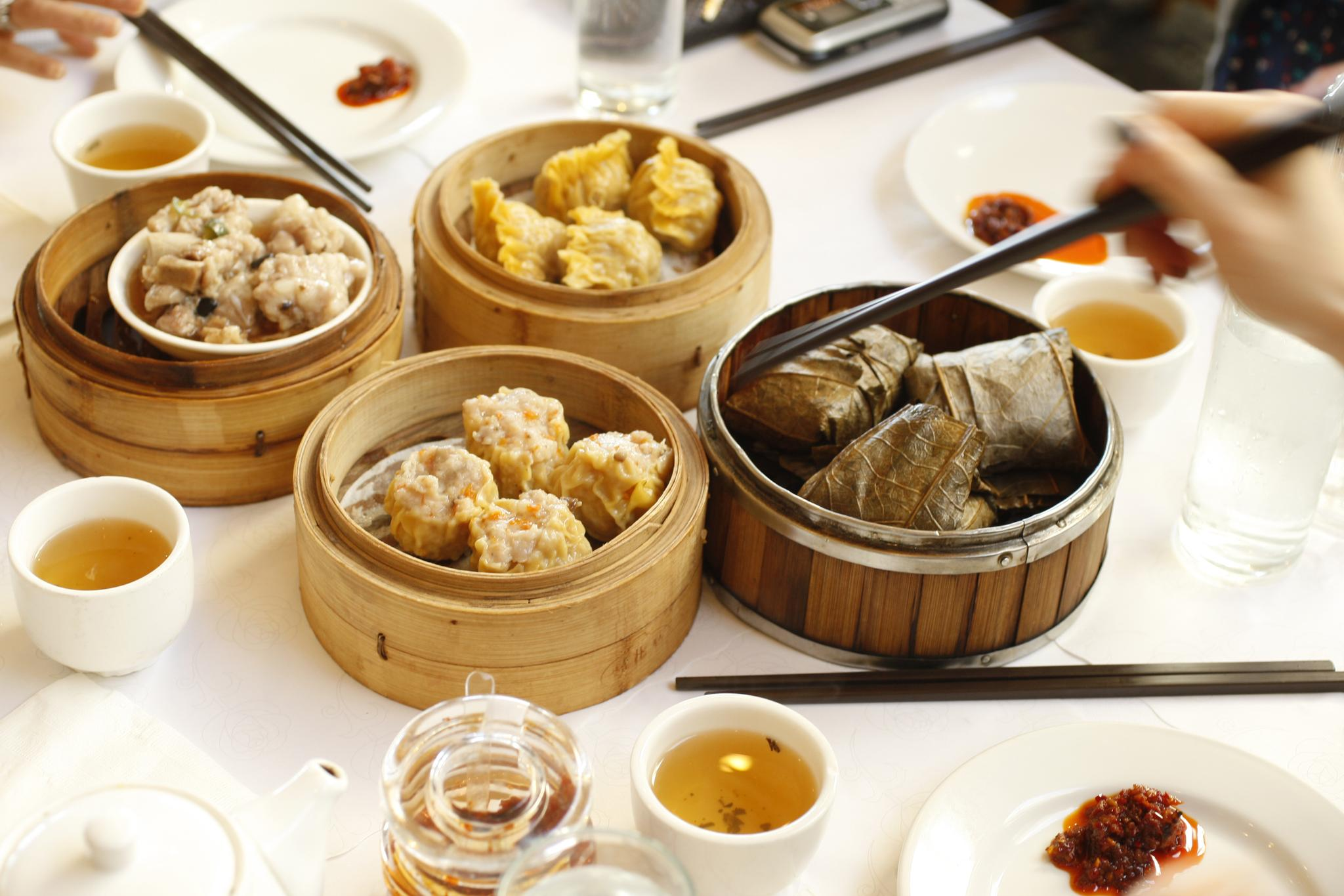 Den Sum Chinese Food